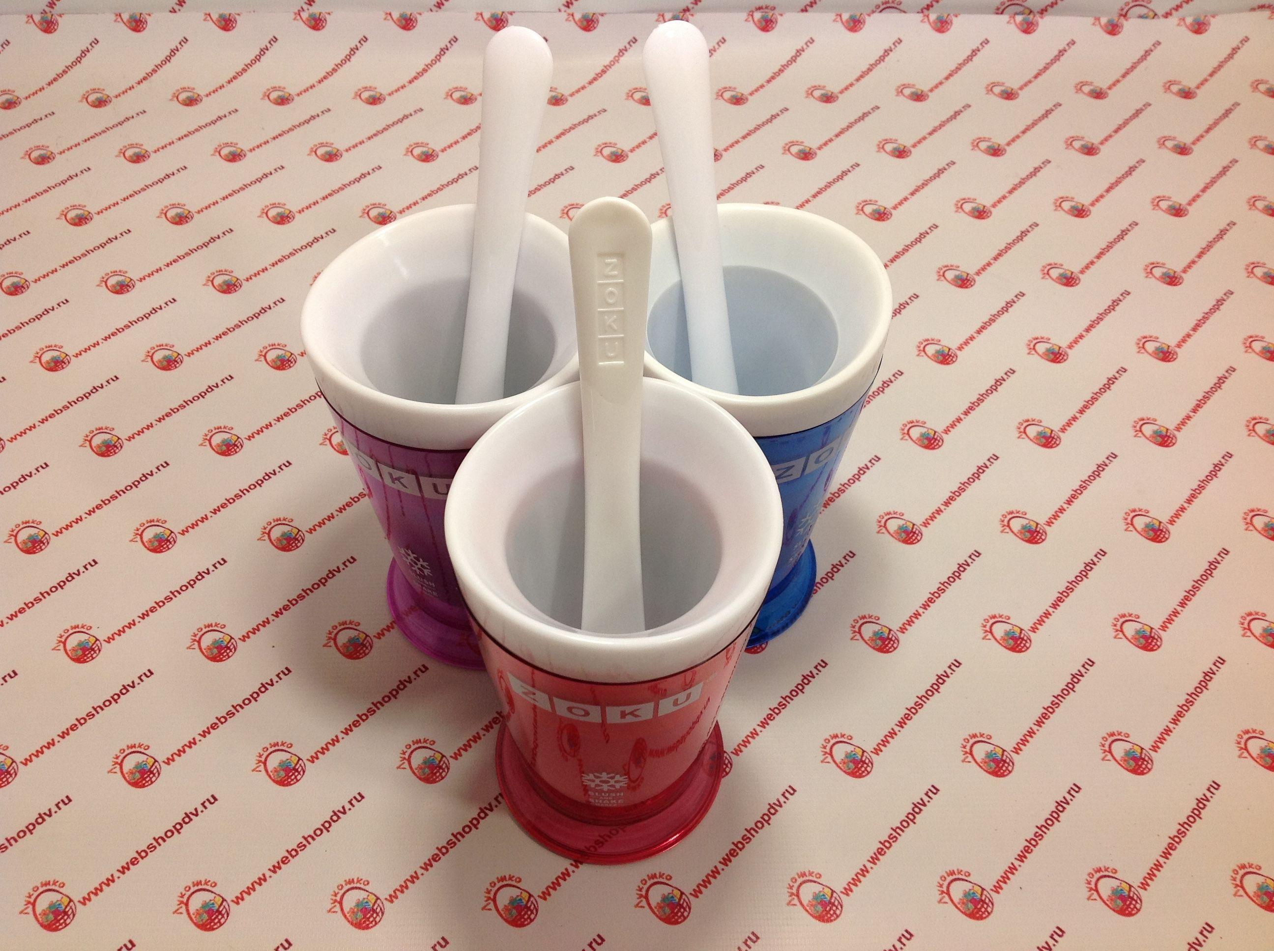 Стаканчики для мороженого своими руками 55