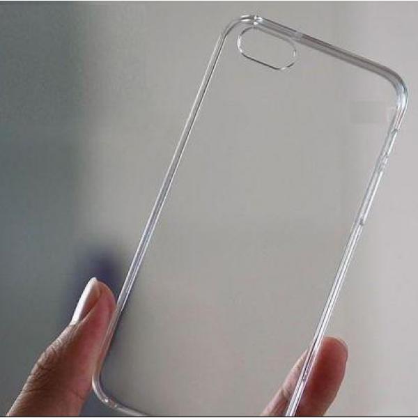 Чехол силиконовый прозрачный iPhone 6