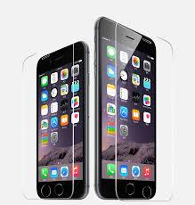 Противоударная плёнка-стекло для iPhone 6