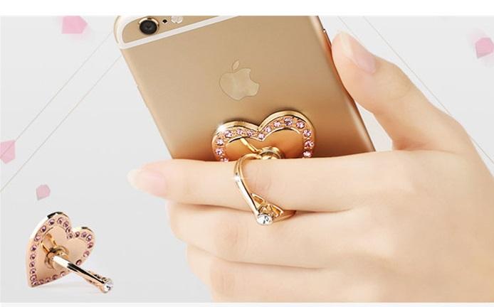 Подставка-кольцо для телефона в подарочной упаковке