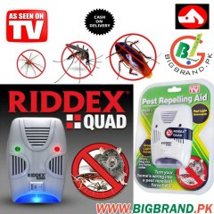 As Seen on TV Riddex Quad Pest Repelling Aid in Pakistan-4