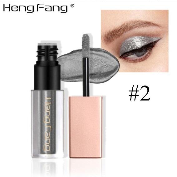 Жидкие глиттер-тени для век HengFang (02)