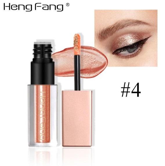 Жидкие глиттер-тени для век HengFang (04)