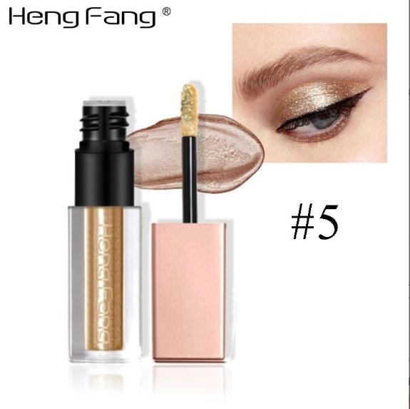 Жидкие глиттер-тени для век HengFang (05)