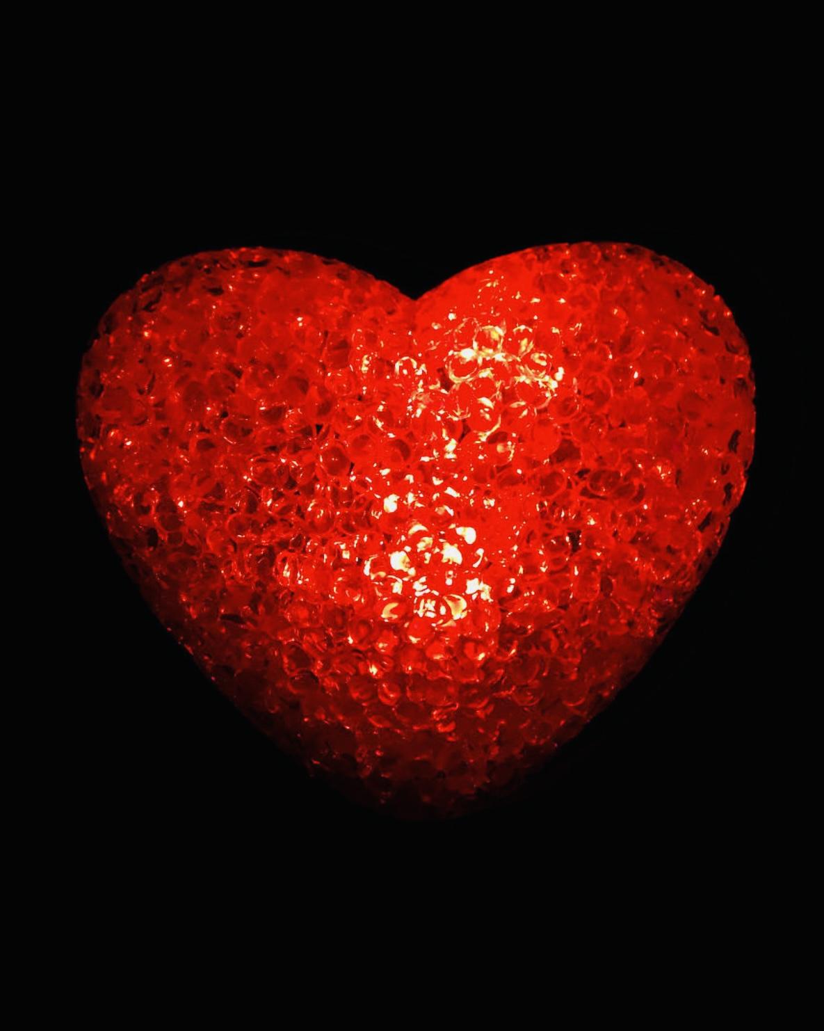 Светильник Сердце
