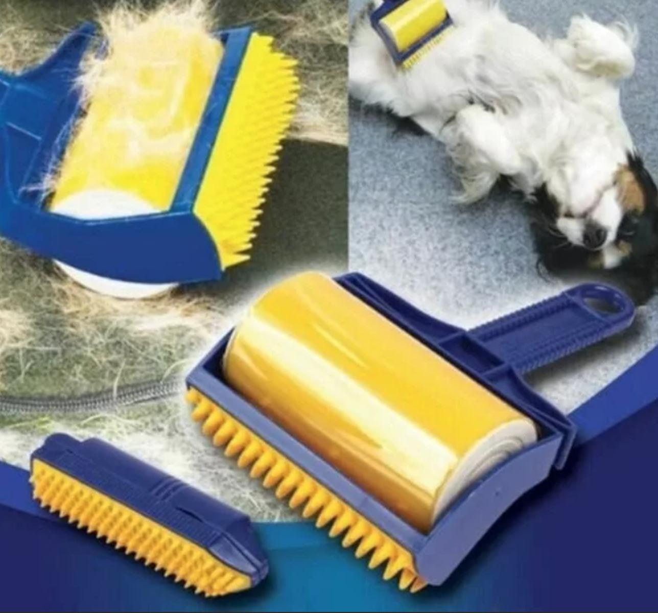 Sticky Buddy - Набор профессиональных силиконовых валиков для уборки в Печорах